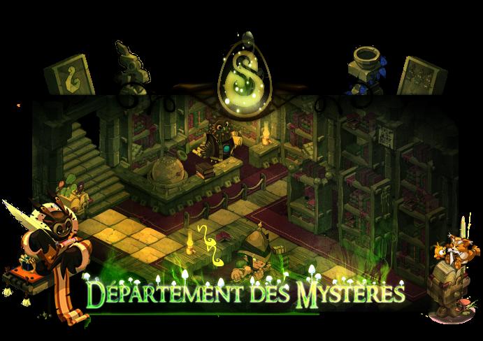 Présentation du Département des Mystères / Archives d'Amakna Newbann