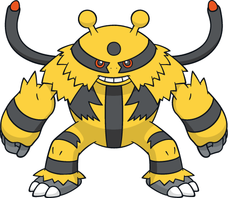 Who's your Spirit Pokemon? (requesting a lock) - Page 2 466Electivire_Dream