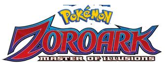 ¡Zoroark llega a Estados Unidos y en combo!! Zoroark-movie-logo