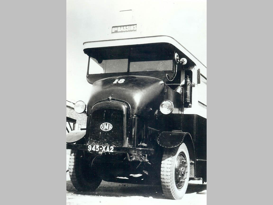 Photos historiques du réseau havrais (bus, tram, funi...) - Page 9 Vue22