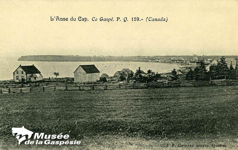 Canada – Un voyage de Québec vers la Gaspésie a travers les paroisses au 19 eme siècle P141_1_5-5-1-_72
