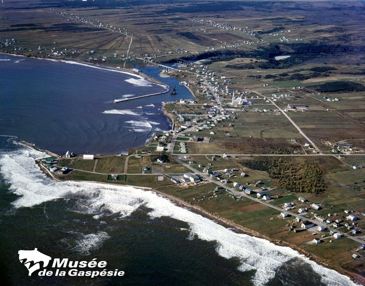 Canada – Un voyage de Québec vers la Gaspésie a travers les paroisses au 19 eme siècle P67_B_1a_8_2-600-web