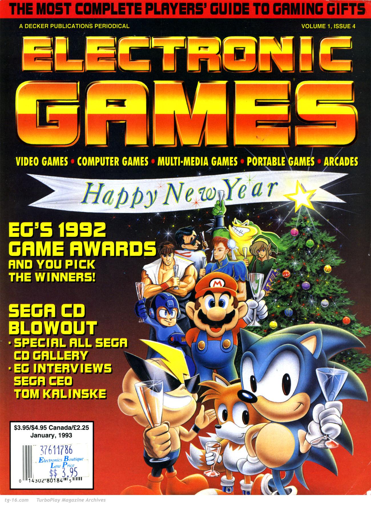Anecdotes, Rumeurs et Légendes du Jeux Vidéo! (Jap &US) - Page 4 EG_1993_01_001