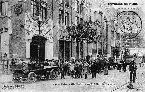 Toujours la Grande Guerre PRE_SAINT_GERVAIS_Usine_Gladiator_Archives_BIDARD