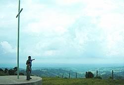 Un pequeño lugar de mi pueblo... La Cruz Mirador