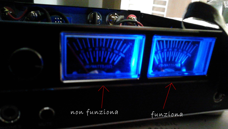 sostituzione led amplificatore Scythe Indicatore1