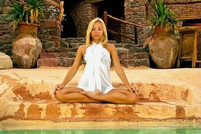 Приготовления к медитации S8298919