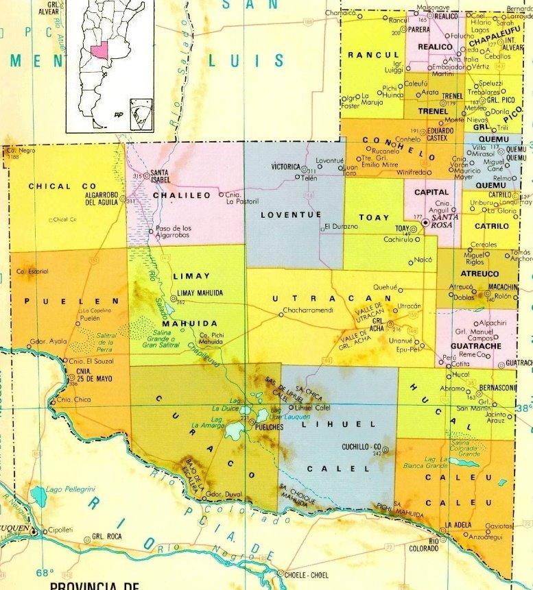 Argentine, Nogoya 2002 Mapa-provincia-la-pampa
