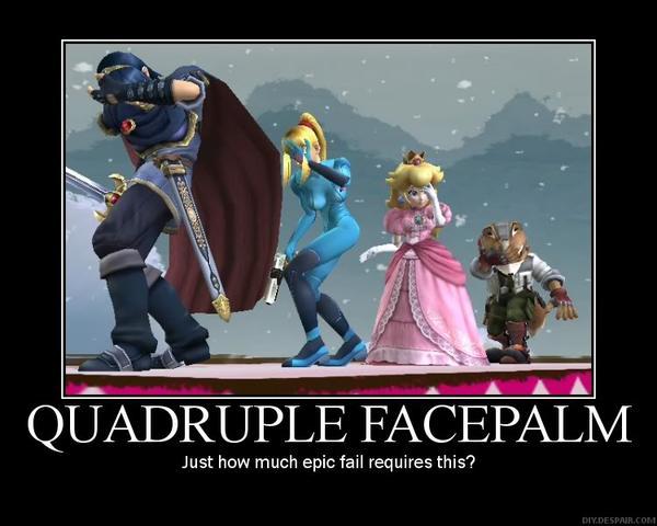 Smiješne slike 182832-quadruple_facepalm_super