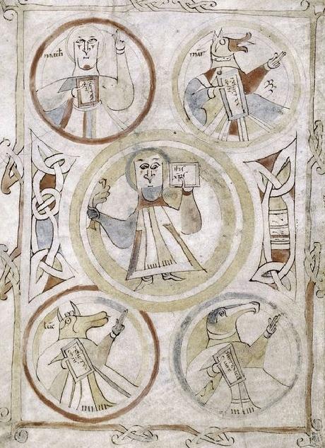 Homme d'armes du Haut Moyen âge Landevenneg