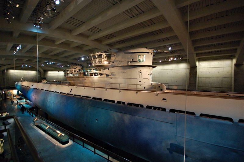 [revell] U-Boot typ VII C/41       au 1/72° - Page 2 U-boot-u-505