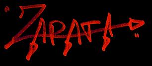 Présentation de moi : Zapata aka Alex Zapata
