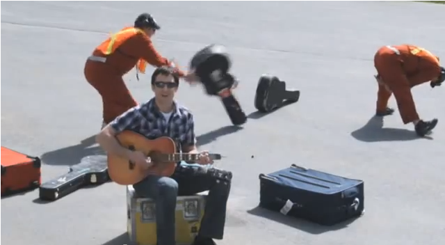 United Breaks Guitars Carryyour