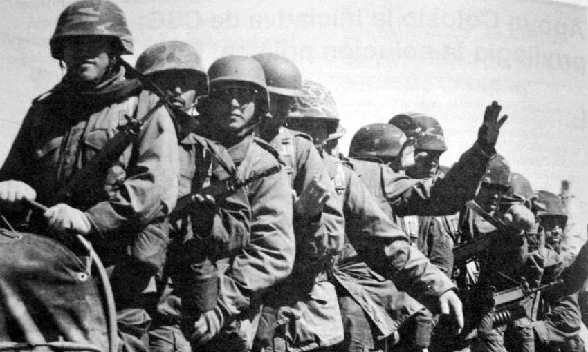 fotos vintage de las Fuerzas armadas mexicanas - Página 3 007