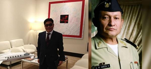 Susumo Azano, el empresario que vendió a Sedena equipos de espionaje por 5 mil mdd Empresarioymilitar-600x274