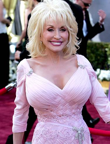 mulheres da largos peitos ...  Dolly-parton