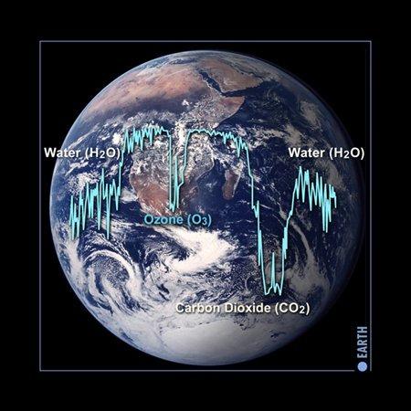 Hubble IR-Terra