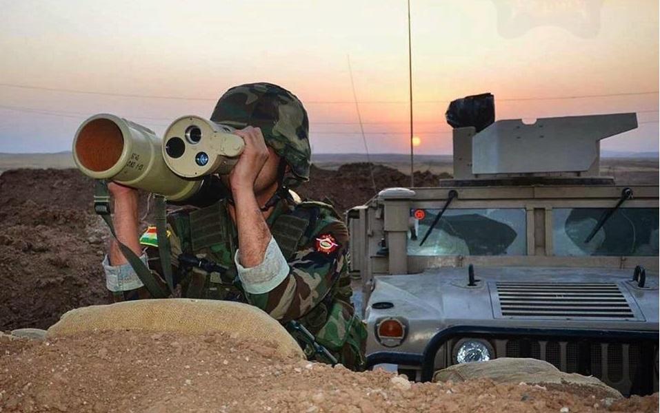 """قاذف RPG-32 """"Nash-shab المضاد للدروع  Kurdish-RPG-32-Jan-2016"""