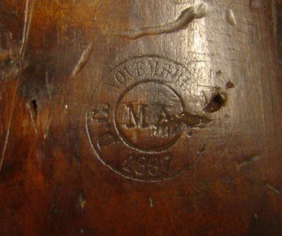 Fusil Mle 1886 M93, MAS 1890 FR%20LEBEL%20Mle%201886-GP%20macaron-WEB