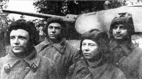 Un as soviétique Lavr1
