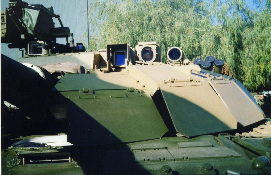 دبابات تي-72 مطورة محليا في الجزائر   T72amg_22