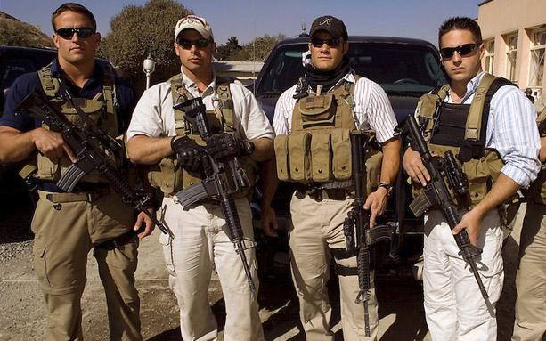 الشركات العسكرية والأمنية الخاصة: أذرع طويلة لمهمات مختلفة  1358964216_afghan