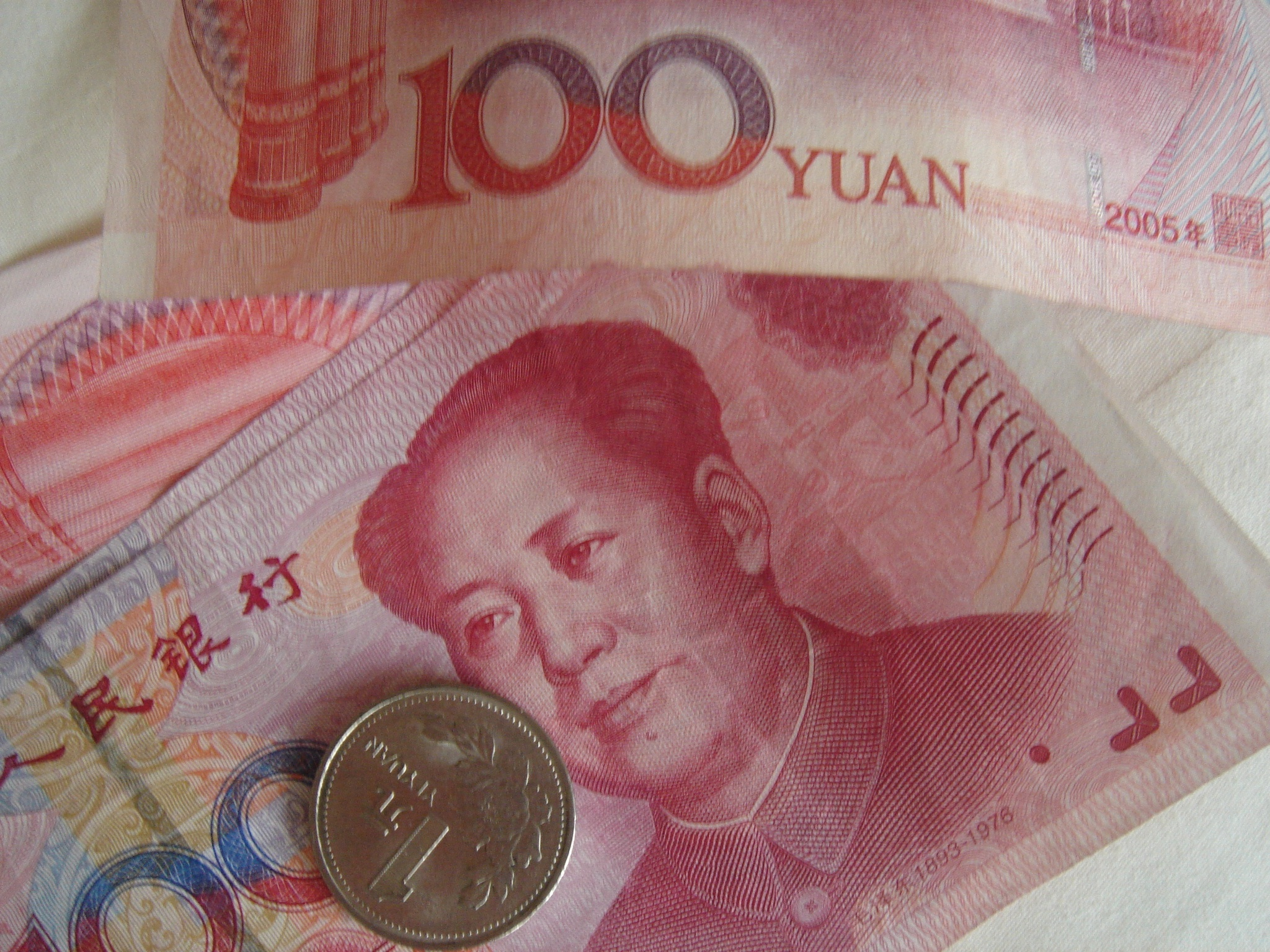 China Devalued the Yuan to get it in Line with Technicals China-Yuan-Currency