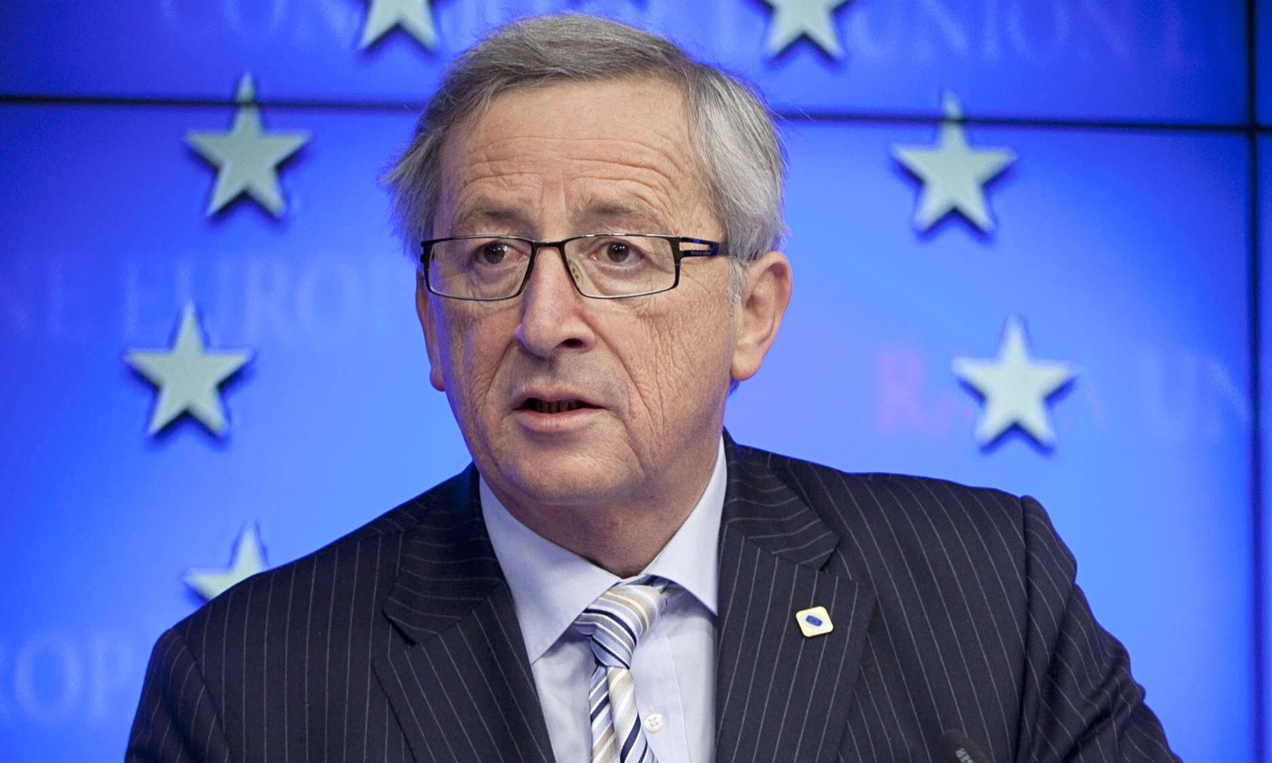 L'Europa nel 2015 - nel 2016 -... Junkcer-Jean-Claude