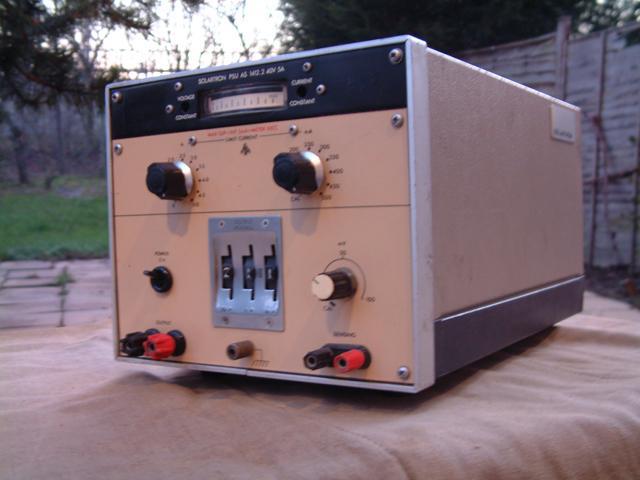 Amplificador para ProAc Response One Point Five y Response 2S Solartron_psu40v5a
