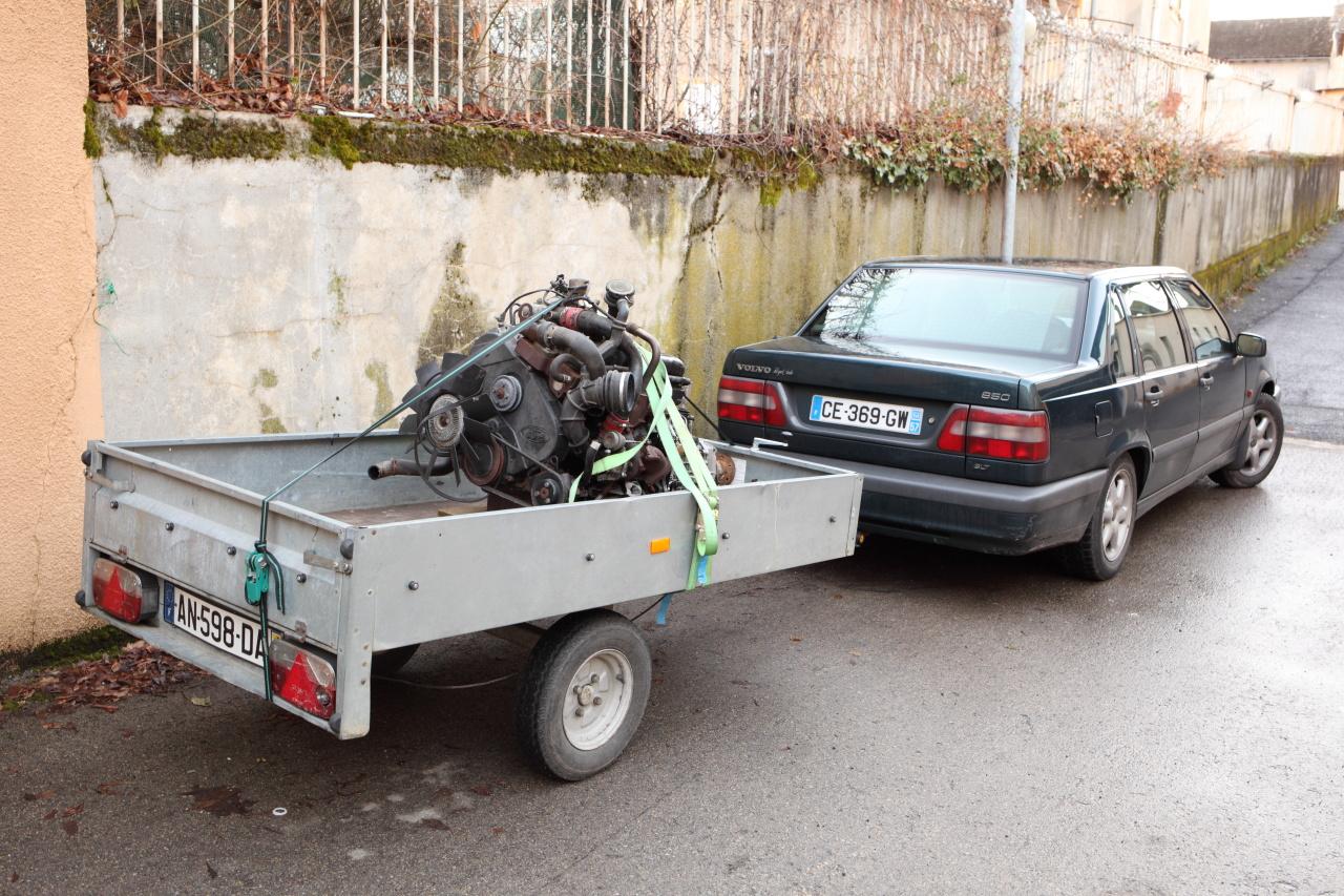 Véhicule pour transport moteur MK2 IMG_8819