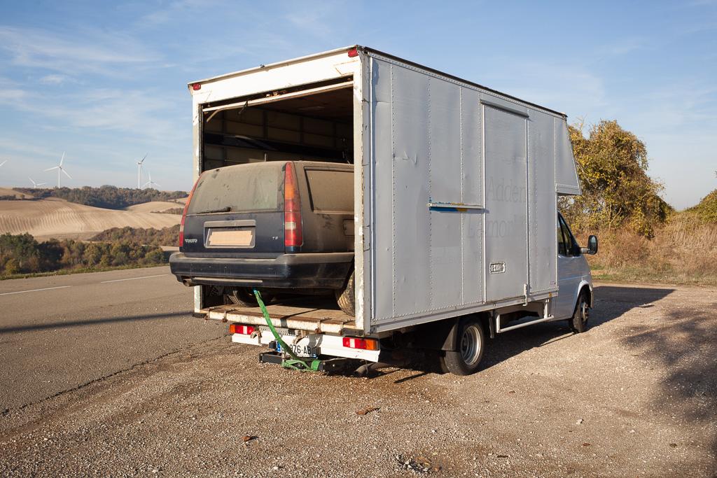 [Mk5] - Chassis cab' caisse déménagement - Page 7 03112018-IMG_0157