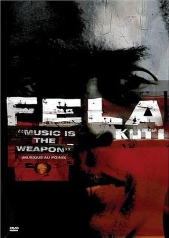 "Fela Ransome Kuti ""The Black President"" Music-is-the-weapon"