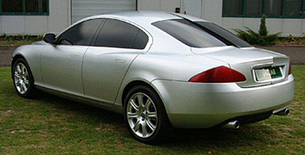 [Présentation] Le design par Jaguar X250dev_06