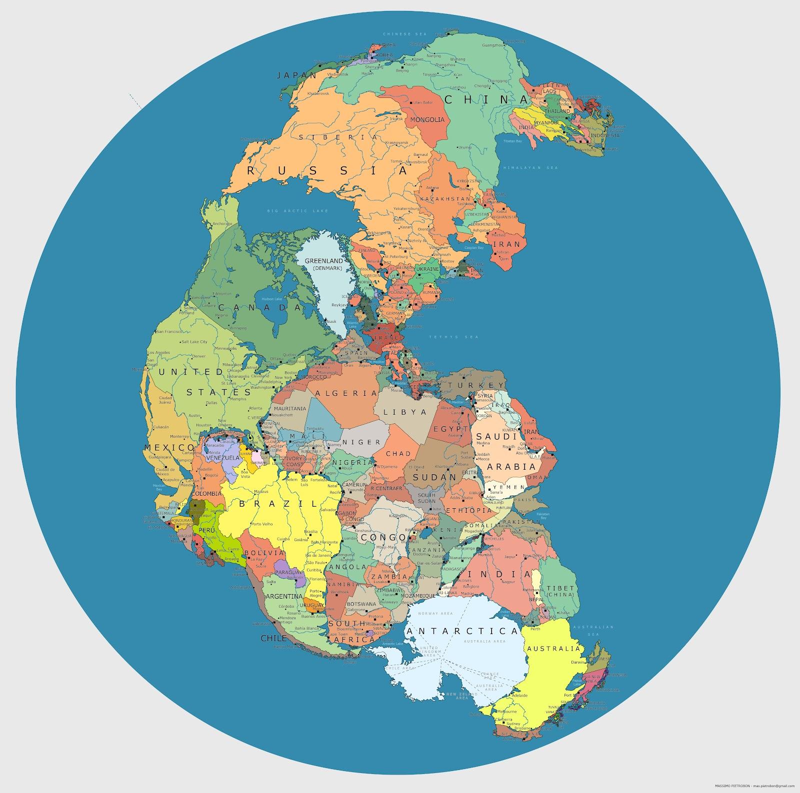 Para quem gosta de geografia... 10-pangea_politik