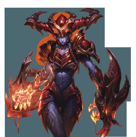 Fafnir [Nebula Erlang's Tainted Persona] Shyvana-main