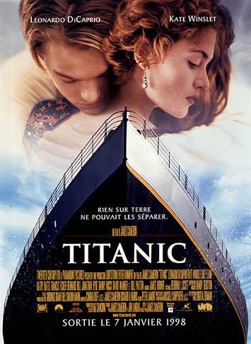 [Jeu] Racontons un film en suite d'image !  Titanic