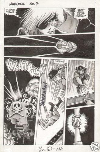 Albator - Page 8 Harlock4-P23