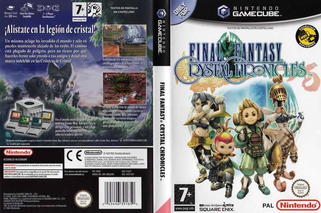Games de GC convertidos para Wii U GCCP01