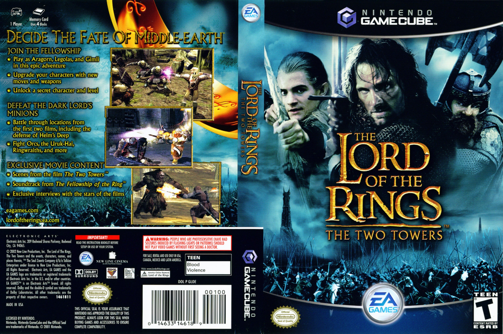 Games de GC convertidos para Wii U GLOE69