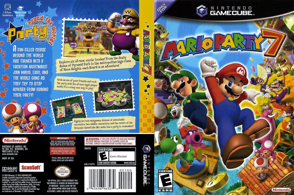 Games de GC convertidos para Wii U GP7E01