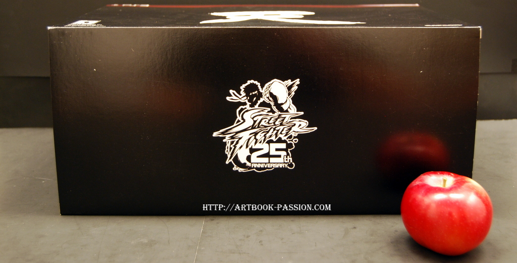 [PS3 - XBOX 360] STREET FIGHTER 25TH ANNIVERSARY 1-coffret-collector-street-fighter