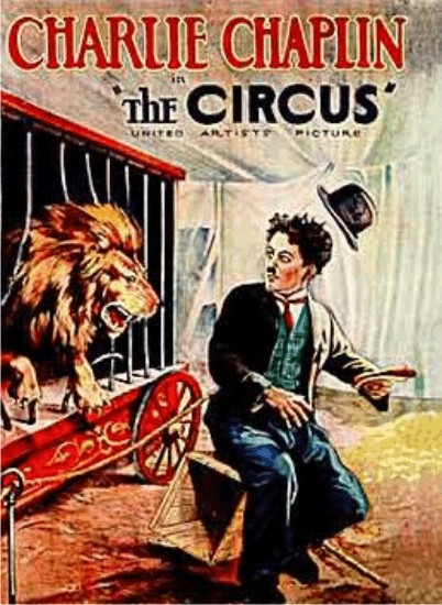 Filmografía de Charles Chaplin Circo_chaplin