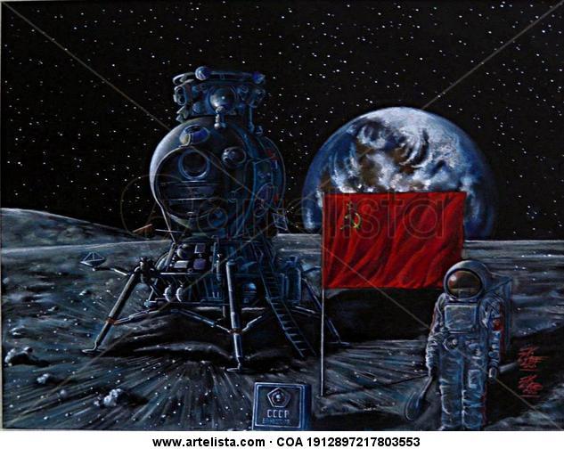 ¿Quién ganó realmente la carrera espacial? - Página 4 1912897217803553