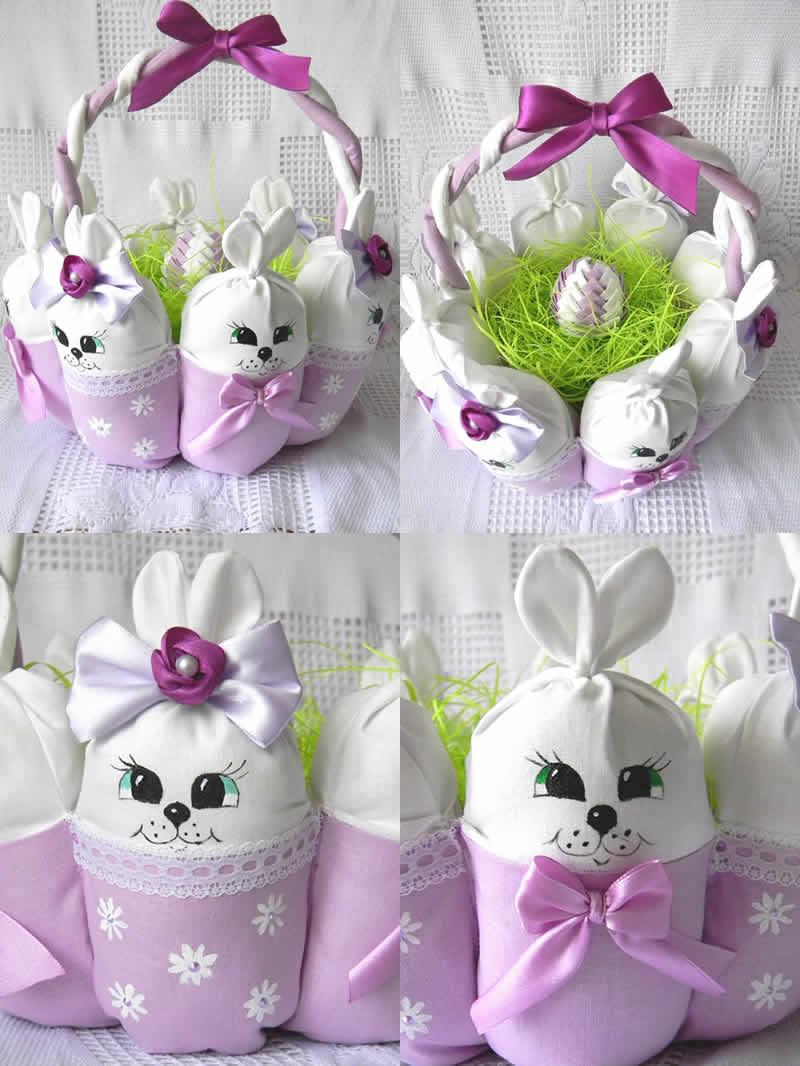 корзина-из-кролики-ткани-лилы