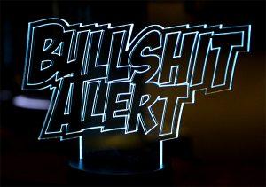 POOFness for NOV 29: MID WEEK BS FROM ZAP  Bullshitalert-300x211