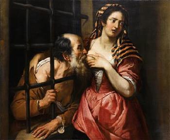 """Dalla """"Carità romana alla Madonna del latte"""" 264"""