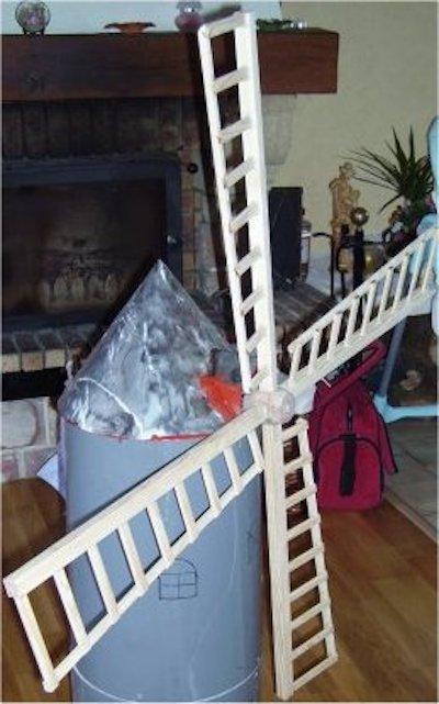 mon moulin pour décorer mon bassin Moulin11