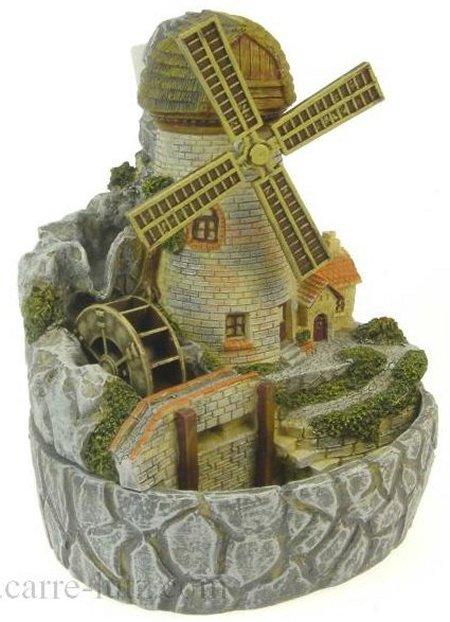 mon moulin pour décorer mon bassin Moulin2