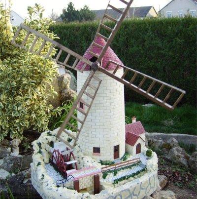mon moulin pour décorer mon bassin Moulin5