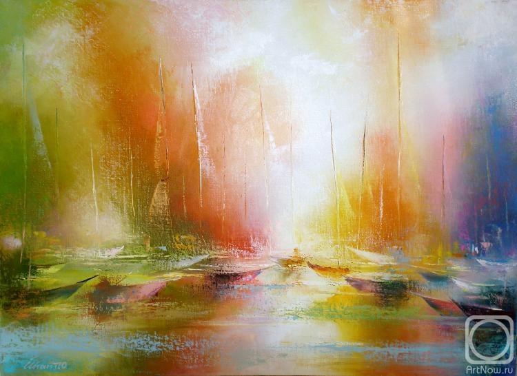 Цветотерапия в живописи... 502937